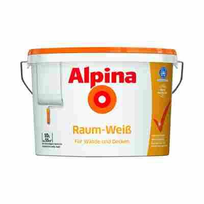 Alpina Raum-Weiß 10 l