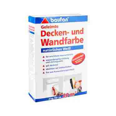 Wandfarbe weiß ǀ toom Baumarkt