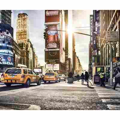Vlies-Panel 'Times Square'