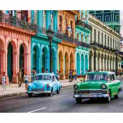 Vlies-Panel 'Cuba'