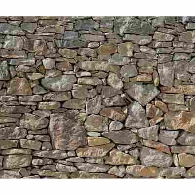 Vlies-Panel 'Stone Wall'