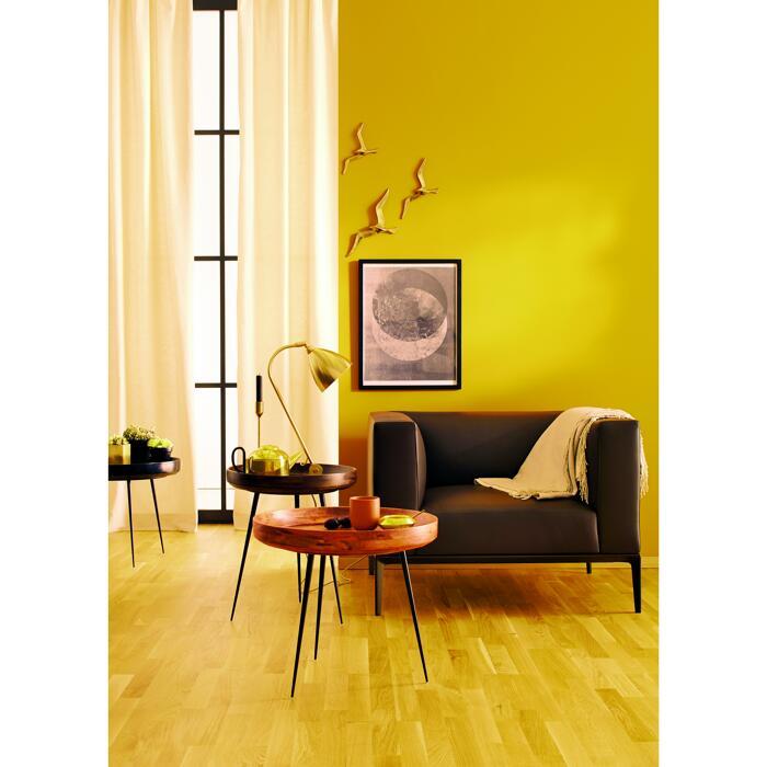 Schoner Wohnen Wand Und Deckenfarbe Trendfarbe India Safrangelb Matt 1 L ǀ Toom Baumarkt