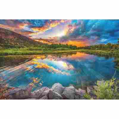 Vliesfototapete 'Daybreak' 368 x 248 cm