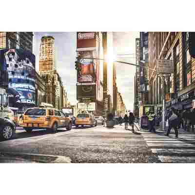 Vliesfototapete 'Times Square' 368 x 248 cm