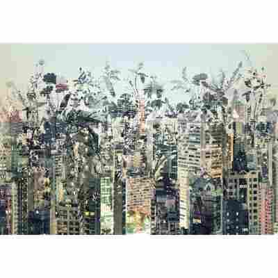 Komar Fototapete 'Urban Jungle' 368 x 254 cm