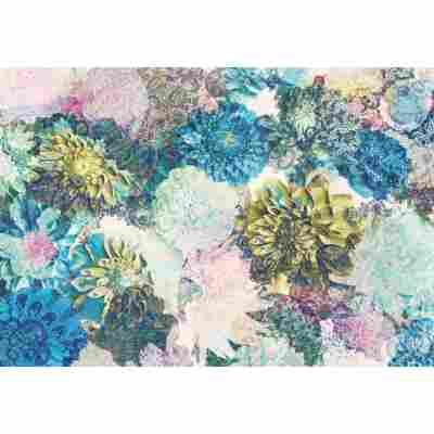 Komar Fototapete 'Frisky Flowers' 368 x 254 cm