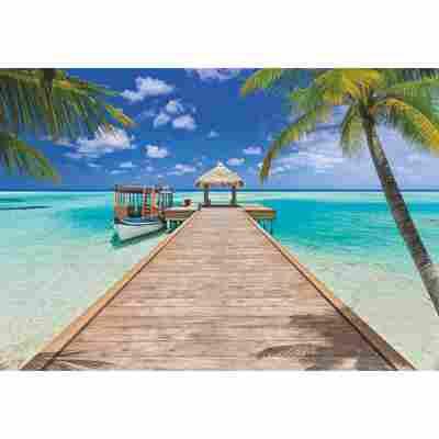 Komar Fototapete 'Beach Resort' 368 x 254 cm