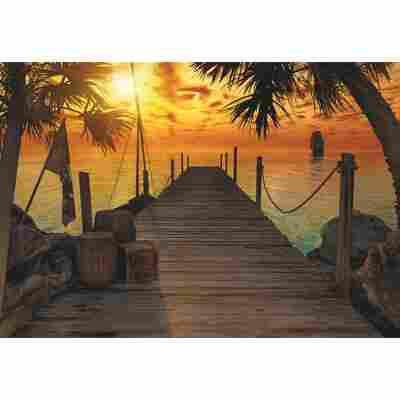 Komar Fototapete 'Treasure Island' 368 x 254 cm