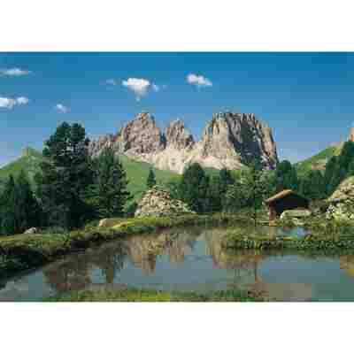 Fototapete 'Dolomiten' 388 x 270 cm