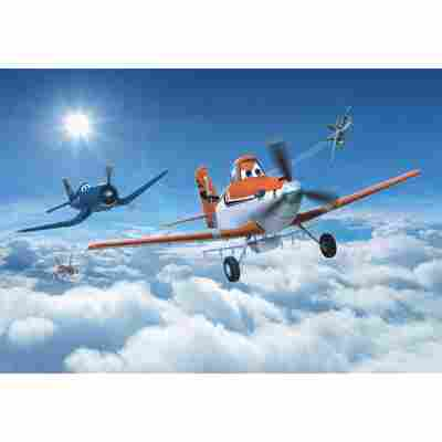 Komar Fototapete 'Planes Above the Clouds' 368 x 254 cm
