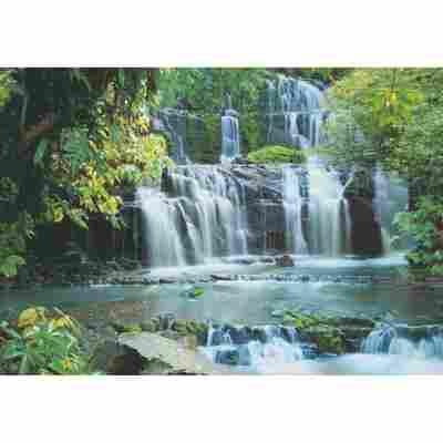Komar Fototapete 'Pura Kaunui Falls' 368 x 254 cm