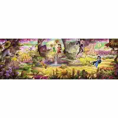 Komar Fototapete 'Fairies Forest' 368 x 127 cm