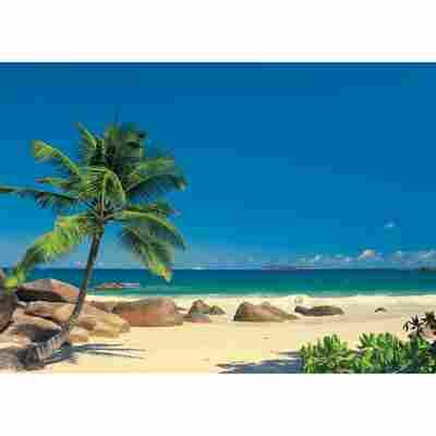Komar Fototapete 'Seychellen' 270 x 194 cm
