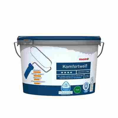 Komfortweiß konservierungsmittelfrei 2,5 l