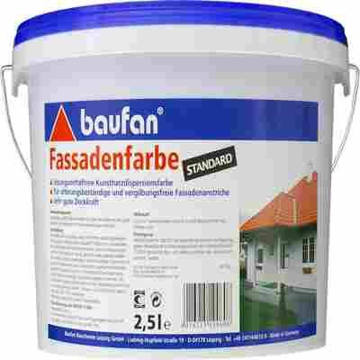 Fassadenfarbe 2,5l Baufan