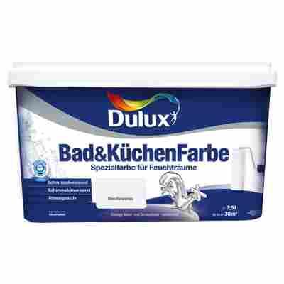 Dulux Bad- & Küchenfarbe nordicweiß 2,5 l
