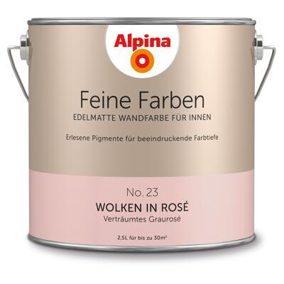 Alpina Wandfarbe Feine Farben No 08 Elegante Gelassenheit