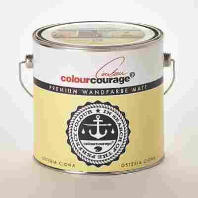 Premium Wandfarbe Matt 'Osteria Ciona' 2,5 l