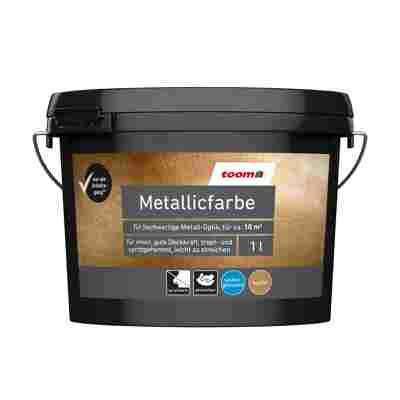 Metallicfarbe Kupfer 1 l