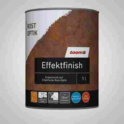 Effektfinish Rost-Optik 1 l