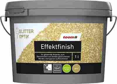 Glitterlasur golden 1 l