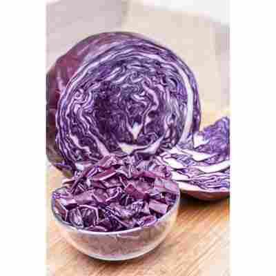 Rotkohl, Gemüseschale 9er
