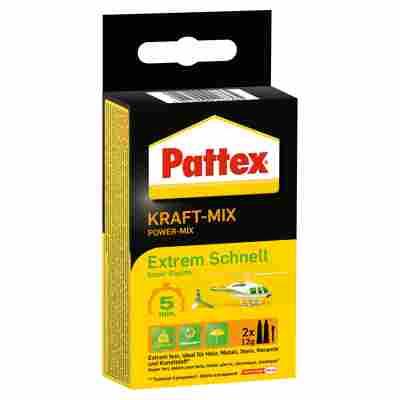 Alleskleber 'Kraft-Mix' extrem schnell, 2 x 12 g