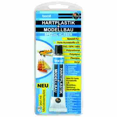 Spezialkleber 'Hartplastik & Modellbau' 18 g