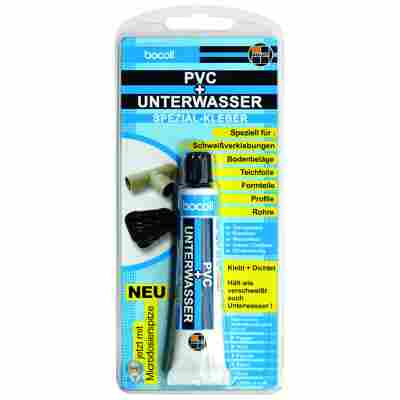 Spezialkleber 'PVC & Unterwasser' 18 g