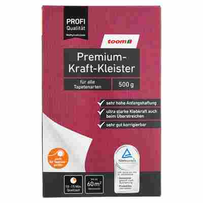 Premium-Kraft-Kleister farblos 500 g