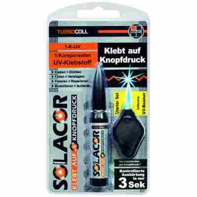 UV-Reparaturkleber 'Solacor' Starter Set 12,5 g