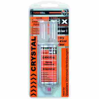 2K-Universalkleber Turbomix 'Crystal' 12,5 g