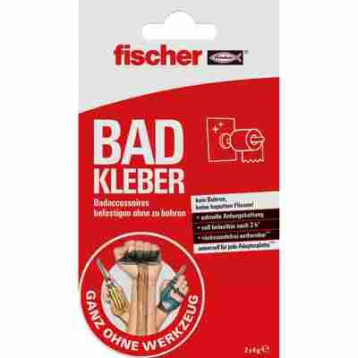 Bad-Kleber 'Ganz ohne Werkzeug' 2 Stück