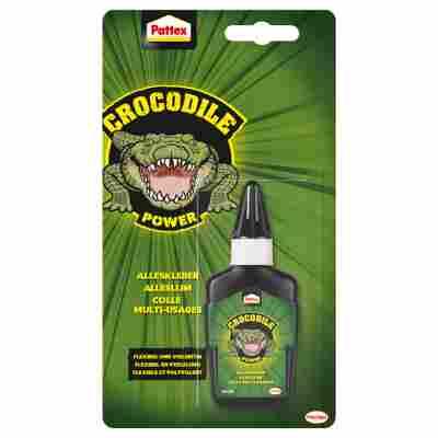Alleskleber 'Crocodile Power' 50 g