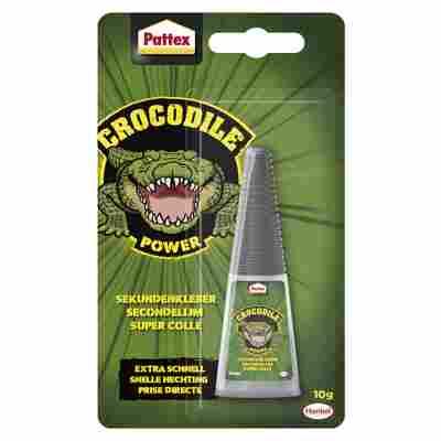Sekundenkleber 'Crocodile Power' 10 g