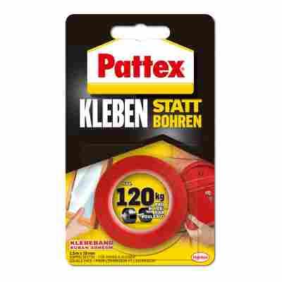 Pattex Kleben statt Bohren Klebeband 1.5 m x 19 mm