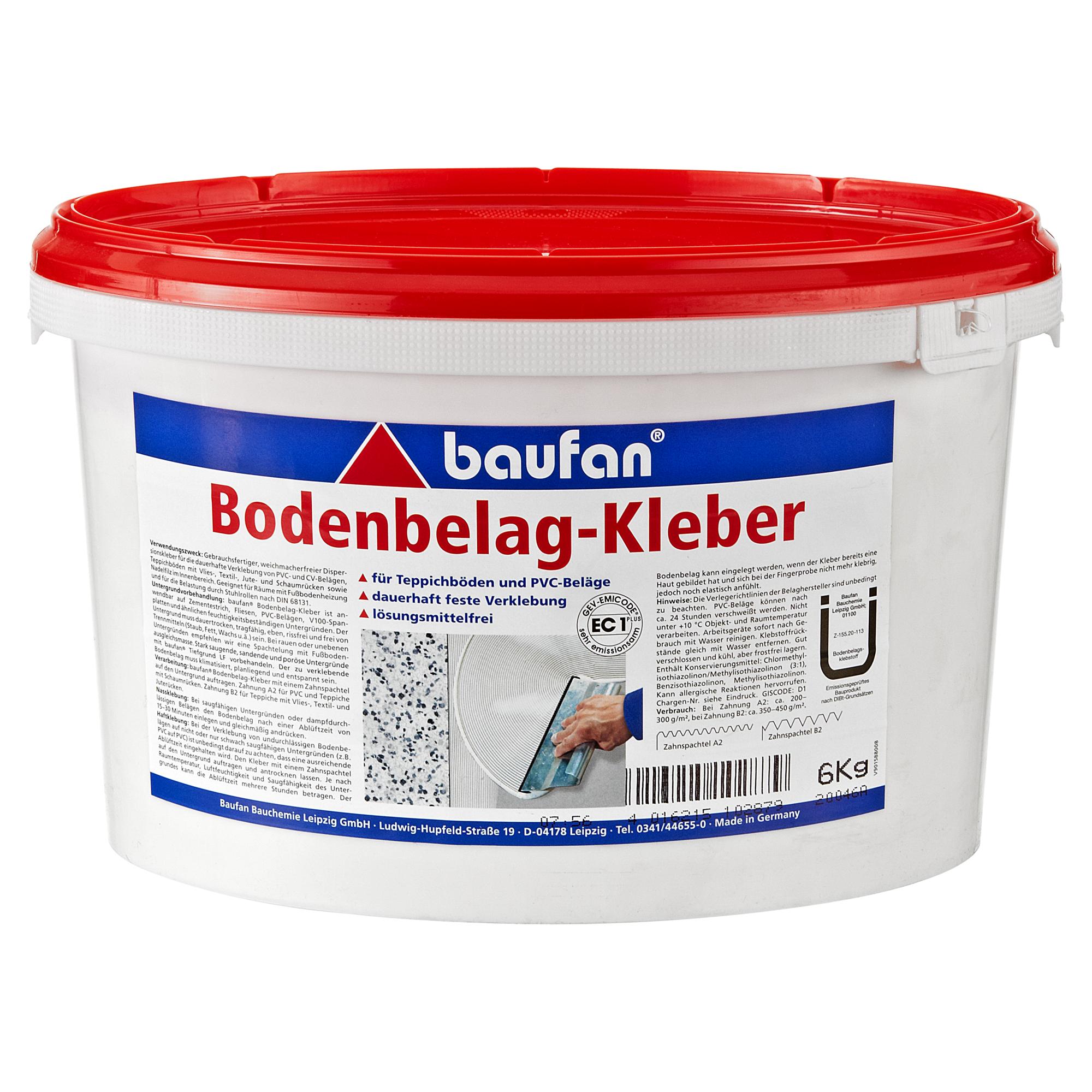 Bodenbelagskleber 6 Kg ǀ Toom Baumarkt