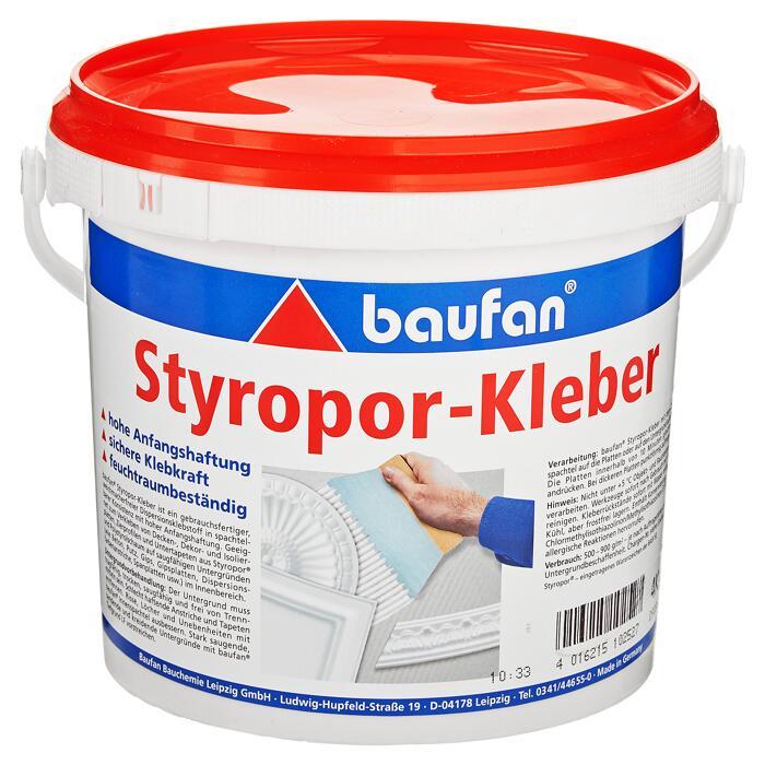 Baufan Styroporkleber 4 Kg ǀ Toom Baumarkt