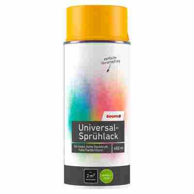 Universal-Sprühlack seidenmatt rapsgelb 400 ml