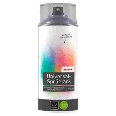 Universal-Sprühlack seidenmatt farblos 400 ml