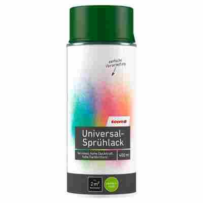 Universal-Sprühlack seidenmatt laubgrün 400 ml