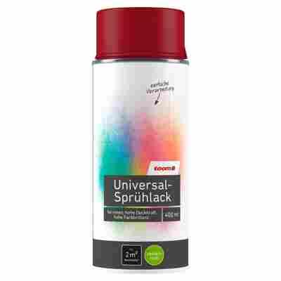 Universal-Sprühlack seidenmatt rubinrot 400 ml