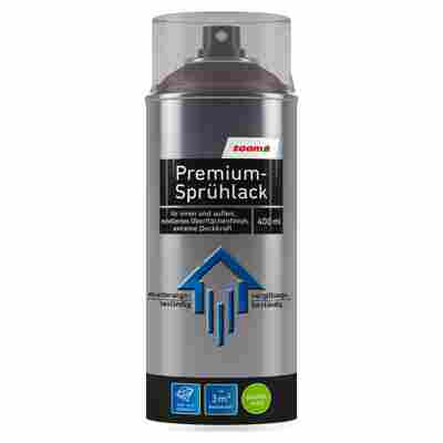 Premium-Sprühlack RAL 8017 'Schokoladenbraun' seidenmatt 400 ml