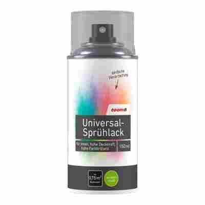 Universal-Sprühlack seidenmatt farblos 150 ml