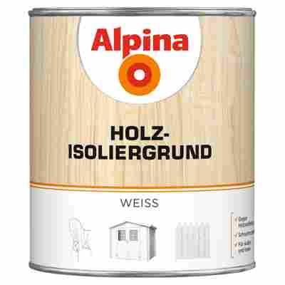 Holz-Isoliergrund weiß 0,75 l