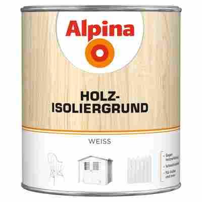 Holz-Isoliergrund weiß 2 l