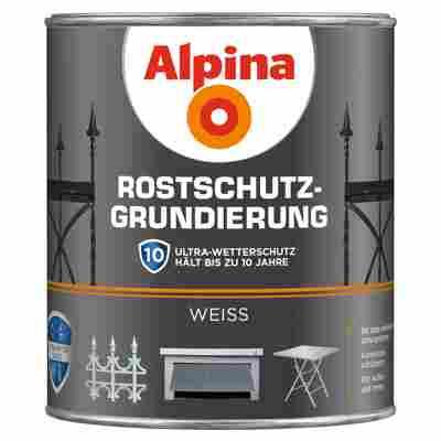 Rostschutz-Grundierung weiß 0,75 l