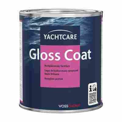 Bootslack 'Gloss Coat' hochglänzend creme 750 ml