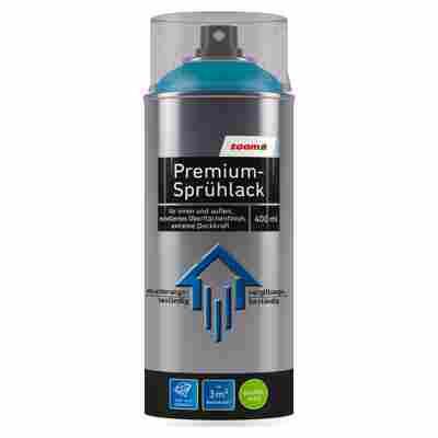 Premium-Sprühlack seidenmatt petrol 400 ml