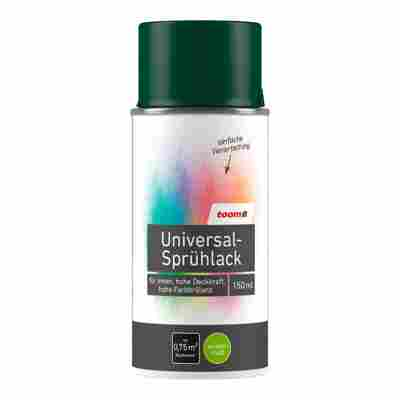 Universal-Sprühlack seidenmatt grün 150 ml
